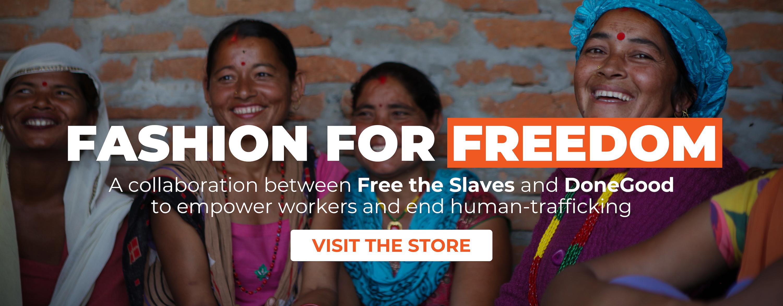 Free The Slaves